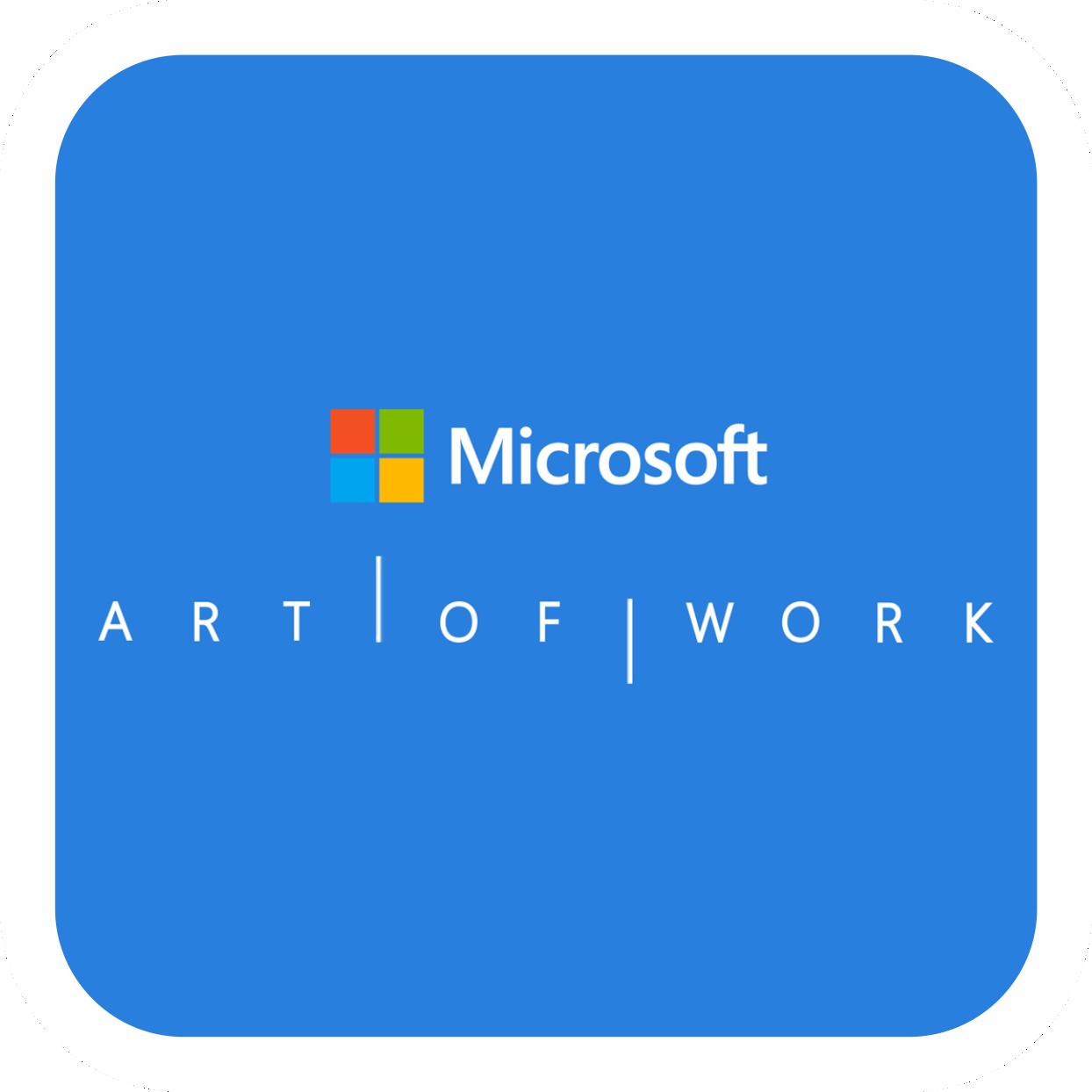 Art Of work by Microsoft